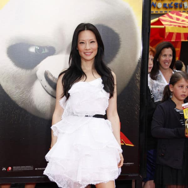 5 Petite Dressing Tips from Lucy Liu Style