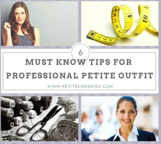 professional petite outfit