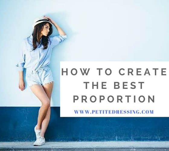 how to create the best proportion