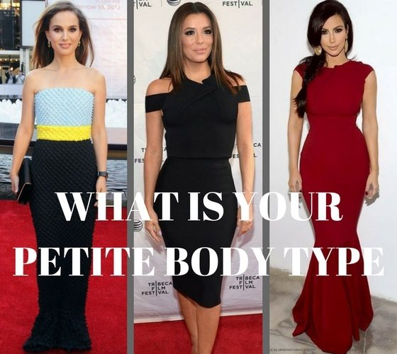 What is Your Petite Body Type?