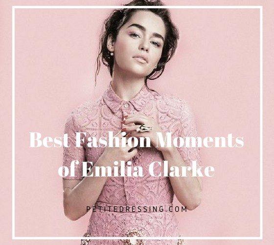 Emilia Clarke style cover