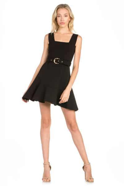 Petite Little Black Dress