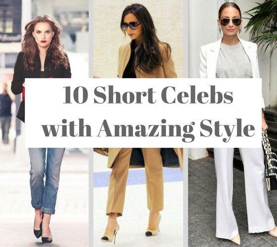 Short celebrities