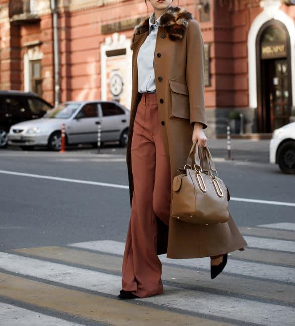 stylish petite women