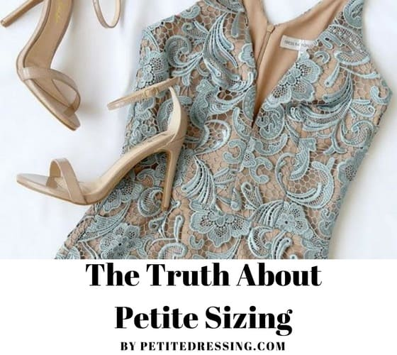 The Truth About Petite Sizing