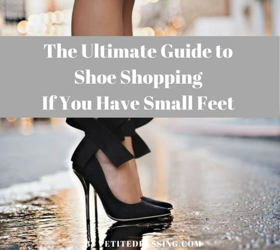 The Best Places to Find Shoes for Small Feet