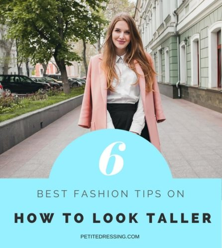 How to look taller
