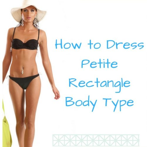 rectangle body shape