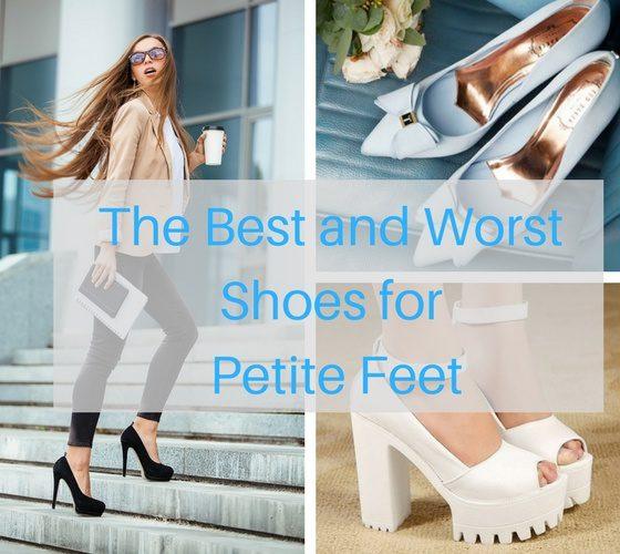 petite feet cover