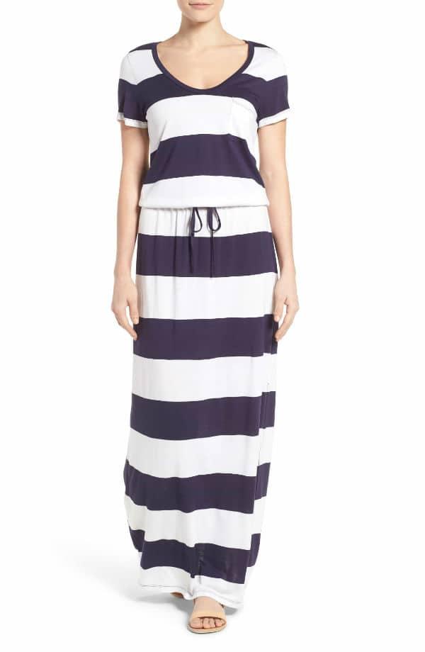 long dresses for short women
