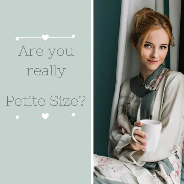 4507a795b17 Short Girls Must Read  Are you Really a Petite Size