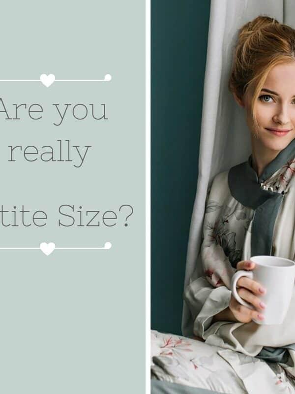 petite size