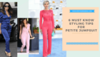 6 Best Petite Style Looks from Our Favorite Short Actresses