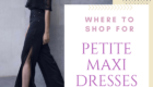 How Can a Short Woman Rock Maxi Skirts
