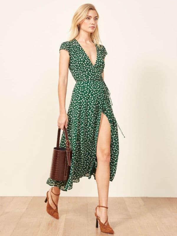 maxi dress for short girls