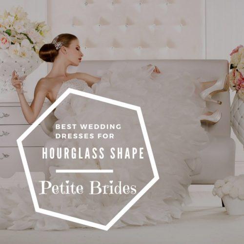 Best Wedding Dresses For Hourgl Figure Pee Brides