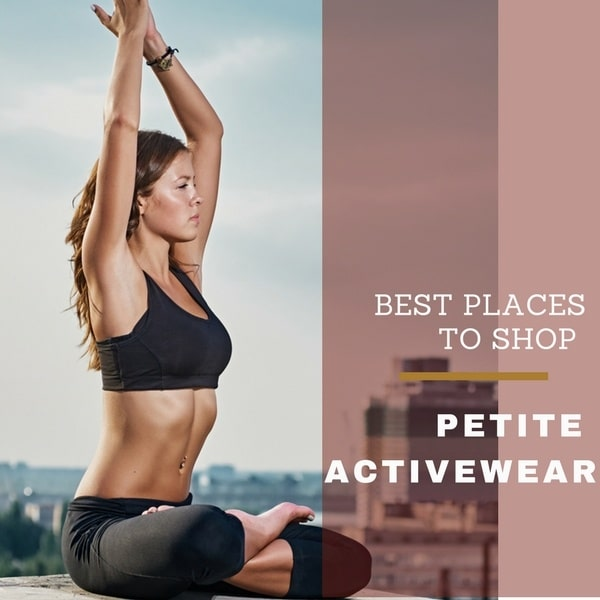 The Best Places to Shop for Petite Activewear