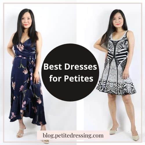 best dress for short women