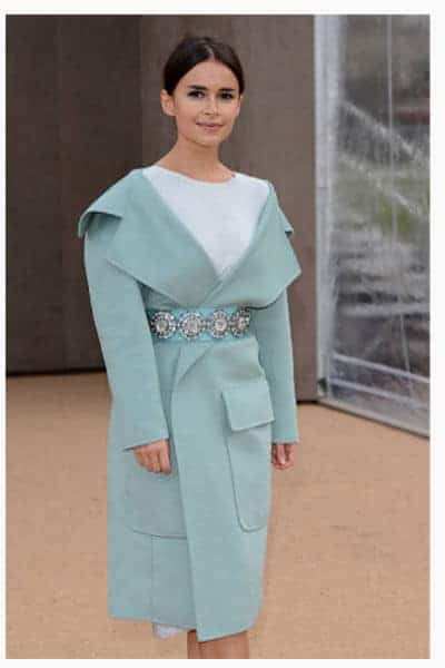 petite outerwear celebrity