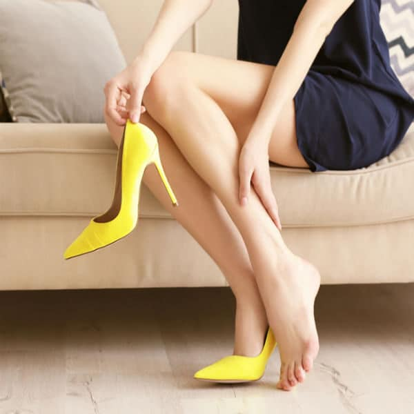 4633b8248682 7 Tips on How to Wear Comfortable Heels All Day Long