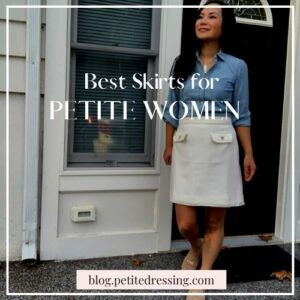 I'm 5'2″, these are the 7 Best Skirts for Petite Women