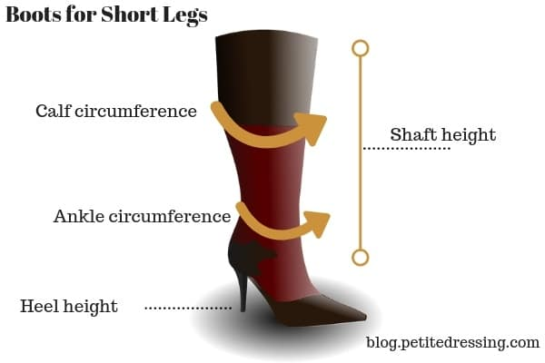 boots for short legs