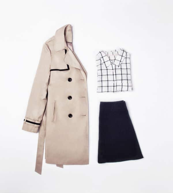 Trench coats for petites