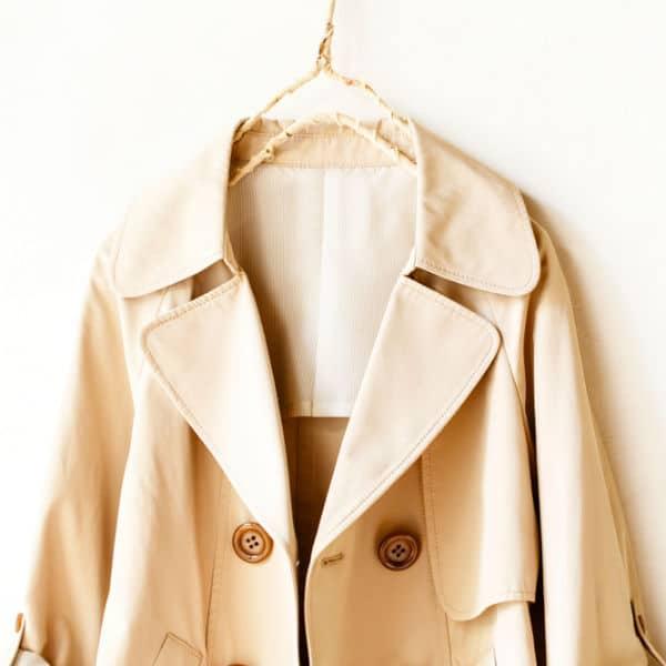 petite trench coats