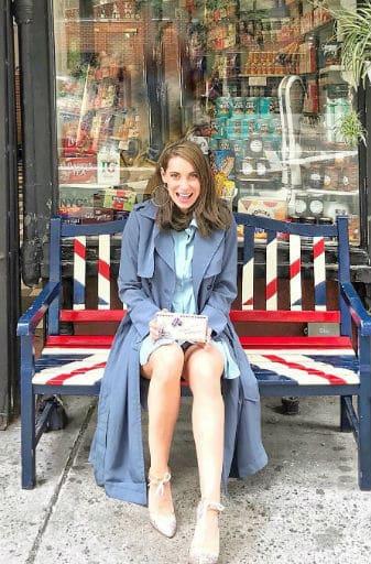 trench coats for short women