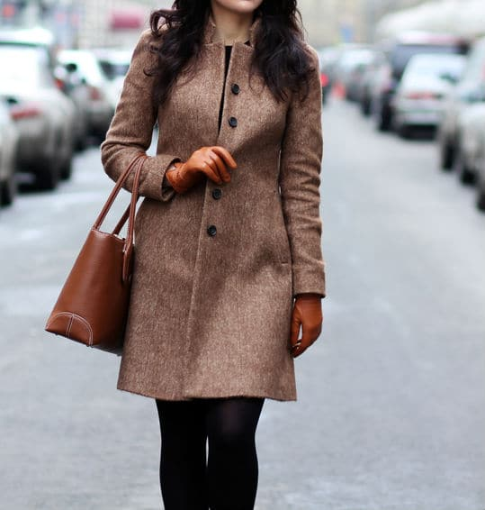 winter coats for petites