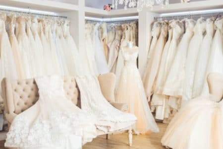 wedding dresses for petites