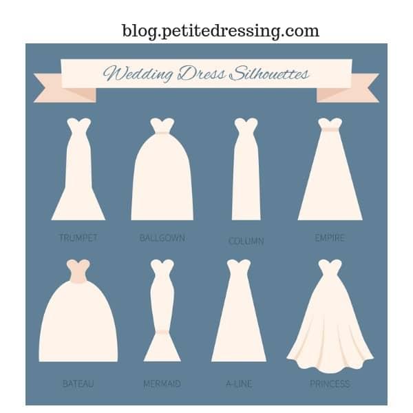 Petite Wedding Dresses Top 5 Choices For Short Brides