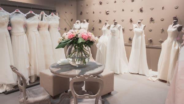 wedding dress for short brides