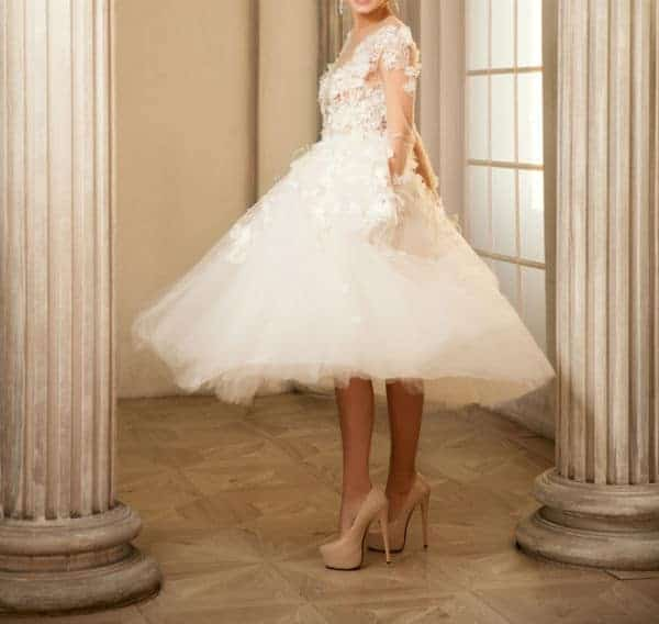 Petite Wedding Dresses Top 5 Choices For Short Brides