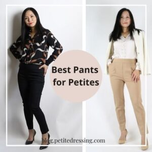 The Best Pants for Petites