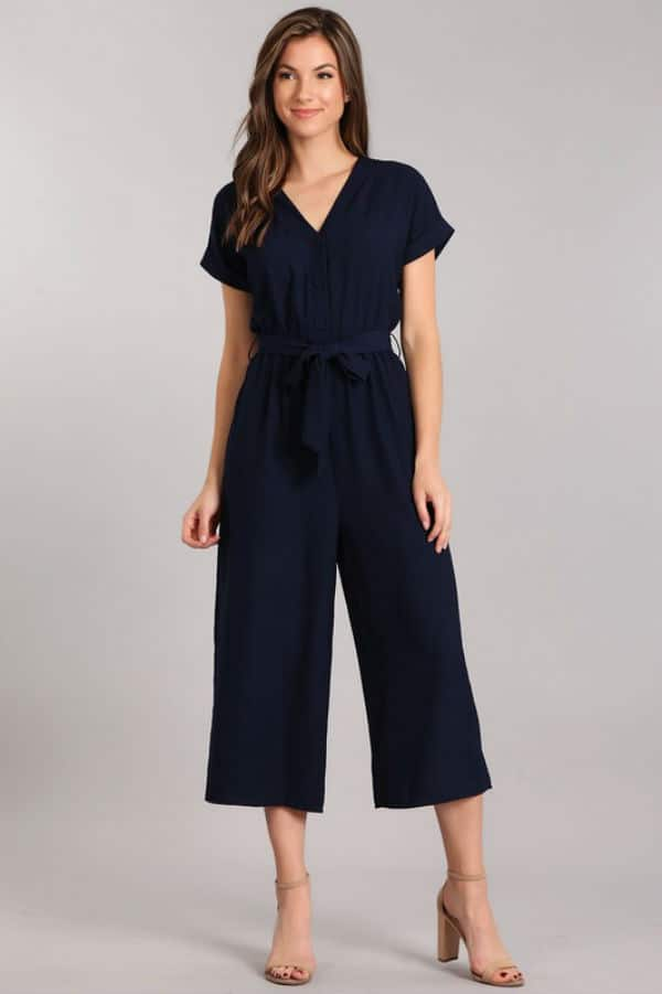 ce3bf0a31ba9 9 Must Know Styling Tips for the Best Petite Jumpsuit