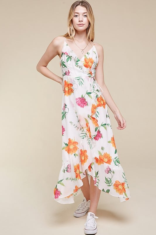 maxi dresses for short women