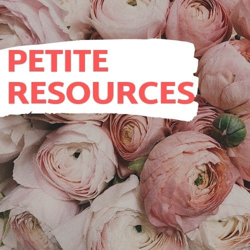 resources for petite style