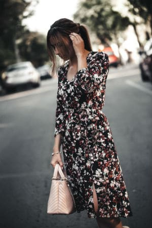 midi dresses for petite women