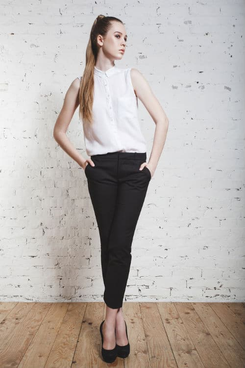 petite dress pants