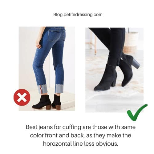 best jeans for booties