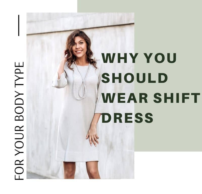 what is shift dress