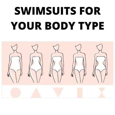 swimsuits for body types