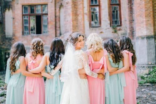 petite bridesmaids dresses