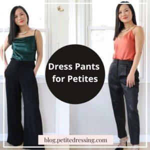 Best Petite Dress Pants for Short Legs