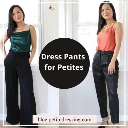 best dress pants for petite women