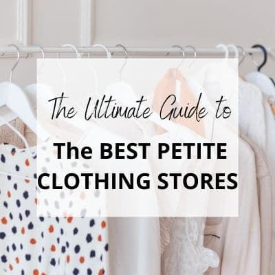 best petite clothing stores