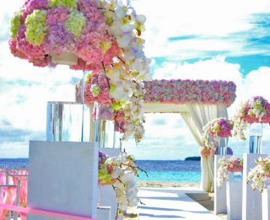 what to wear to a beach wedding