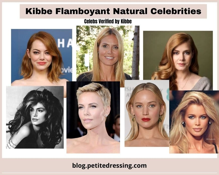 what is kibbe flamboyant natural body type