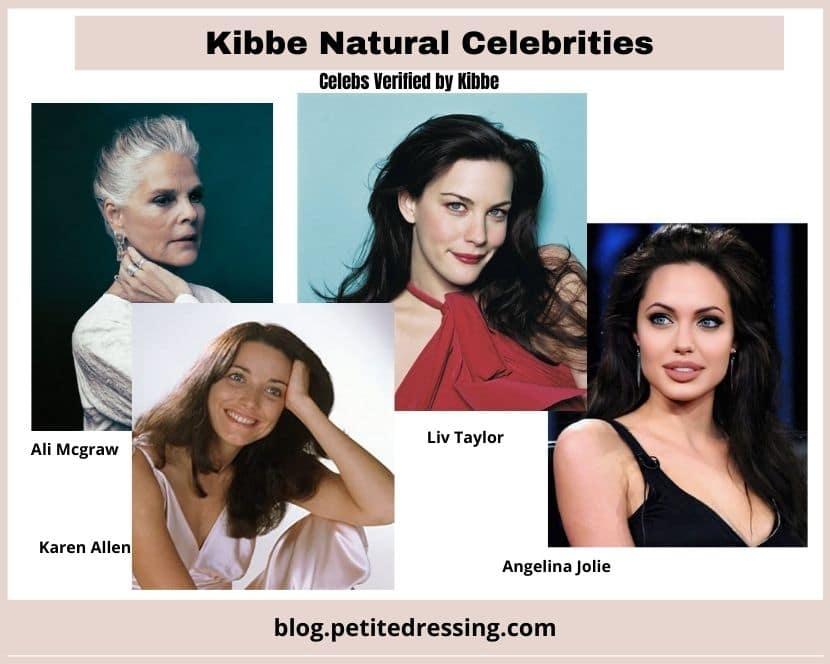 kibbe natural type celebs